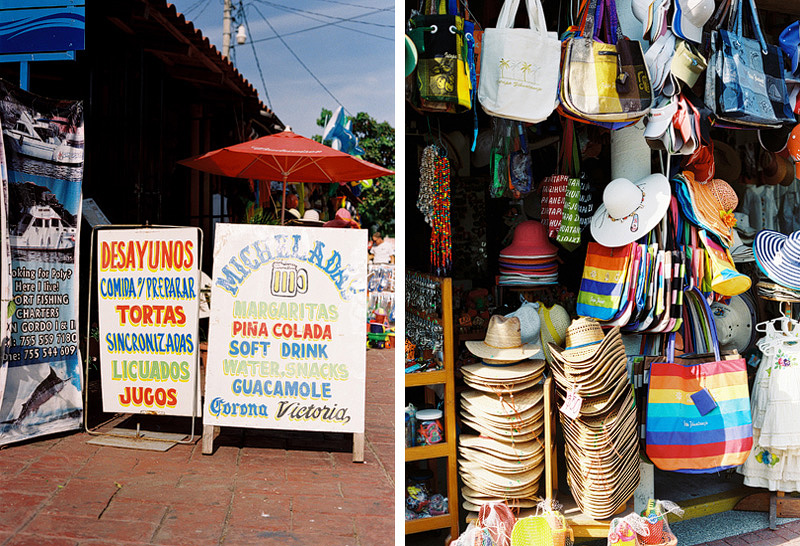 Zihuatanejo, Mexico Film Photography