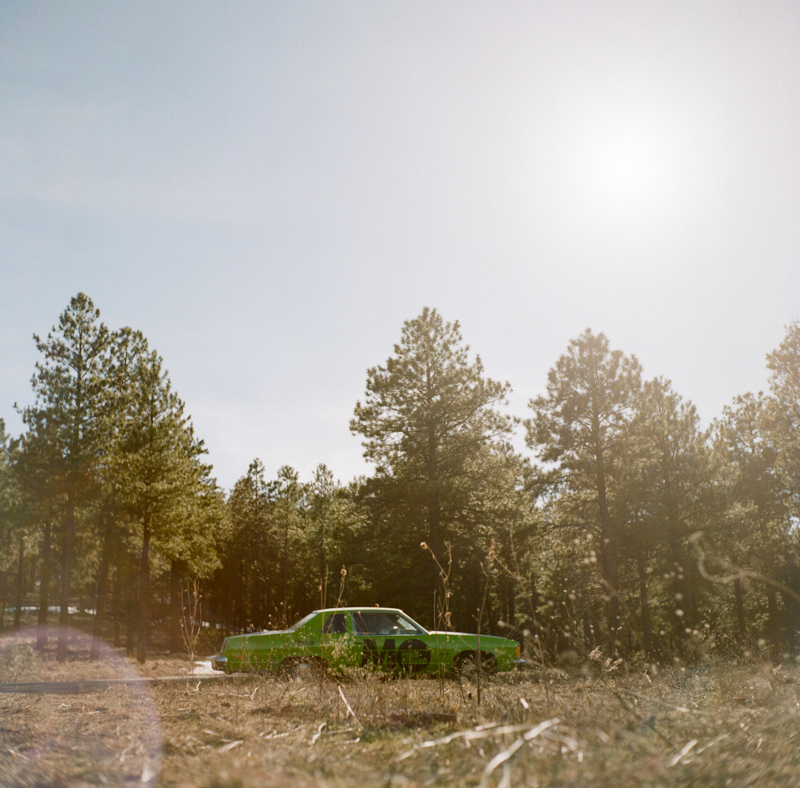 Film Photography Road Trip Route 66 by Jillian Mitchell