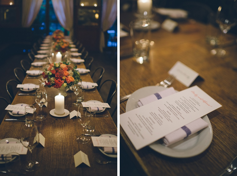 Locanda Verde Greenwich Hotel Rehearsal Dinner Luxury Wedding Photographer