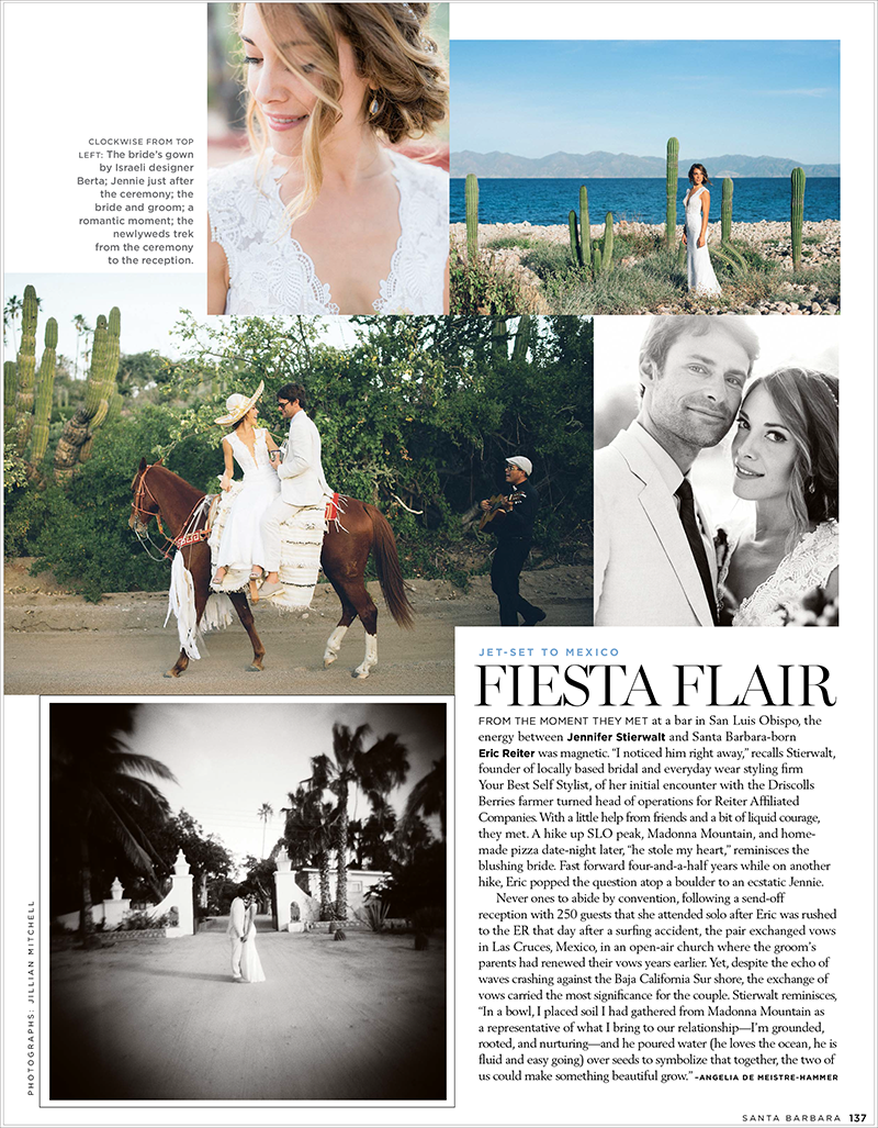 Luxury Destination Wedding at Las Cruces, Baja California by Jillian Mitchell Destination Wedding Photographer