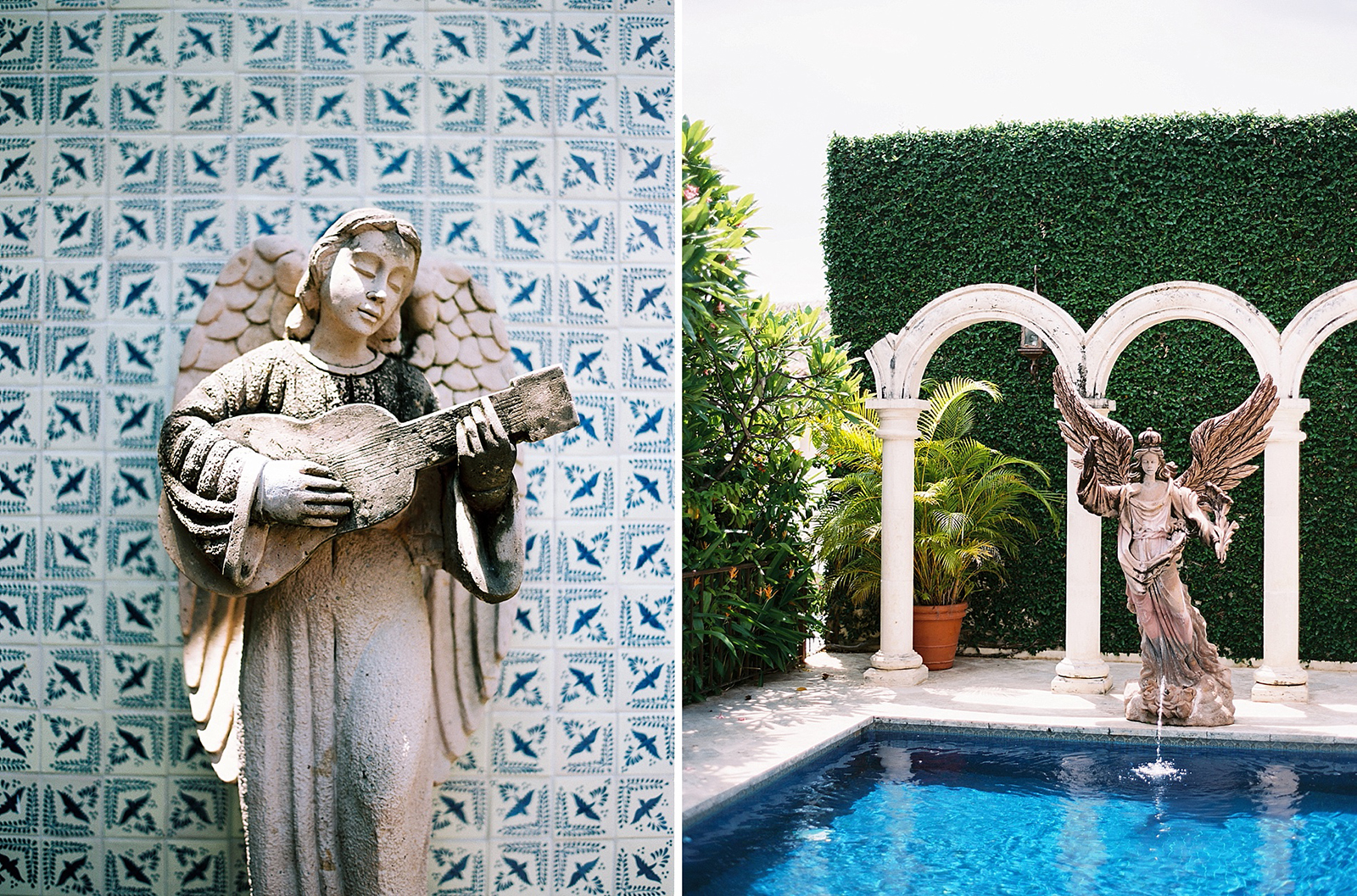 Mexico Destination Wedding at Hacienda San Angel in Puerto Vallarta by Jillian Mitchell