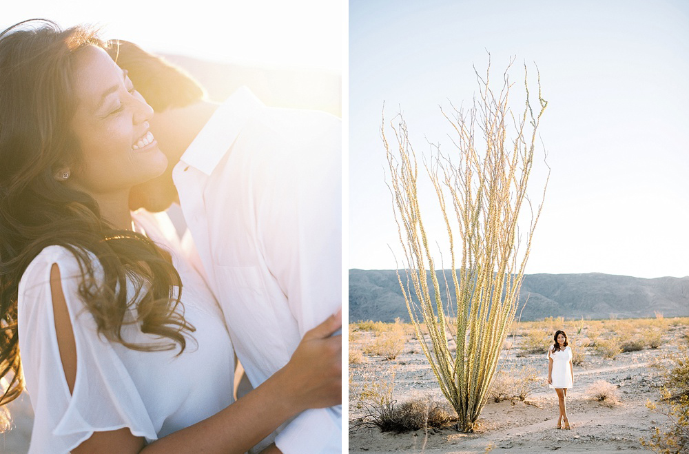 Joshua Tree wedding photography by fine art wedding photographer Jillian Mitchell