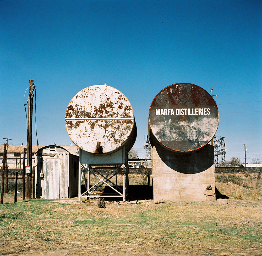 Marfa Texas Travel Film Photography