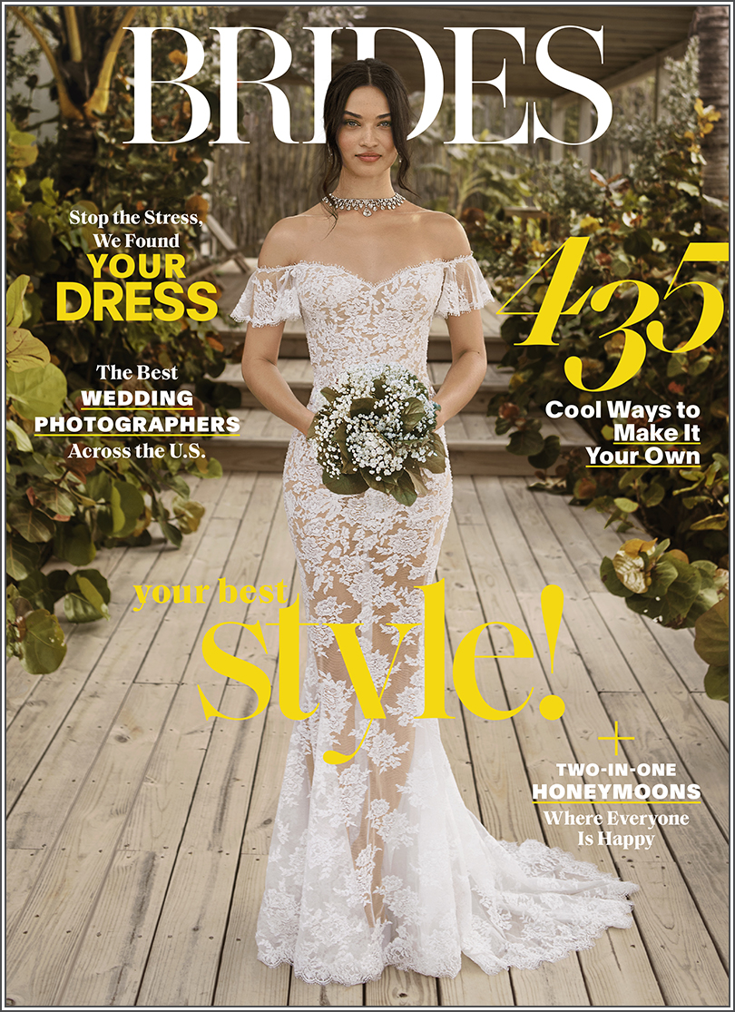 Best photographers in world Brides magazine